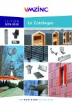 Catalogue VMZINC 2019-2020 - Français